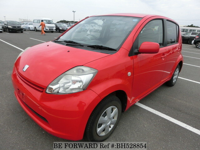Used 2005 TOYOTA PASSO BH528854 for Sale
