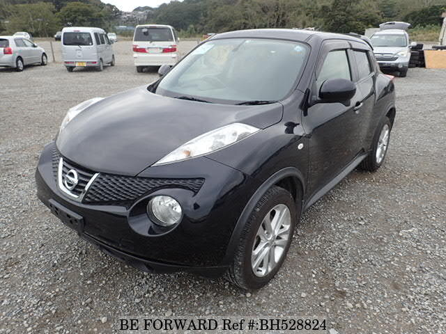 Used 2011 NISSAN JUKE BH528824 for Sale