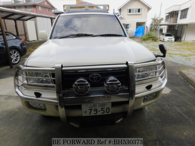 Used 1999 TOYOTA LAND CRUISER BH530373 for Sale