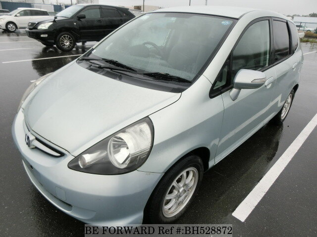 Used 2007 HONDA FIT BH528872 for Sale