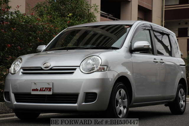 Used 2009 TOYOTA SIENTA BH530447 for Sale