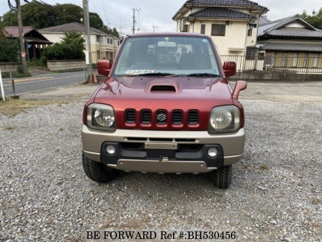 Used 2001 SUZUKI JIMNY BH530456 for Sale