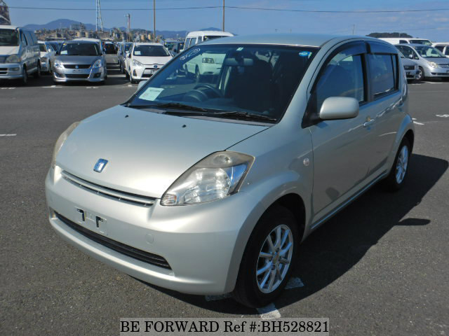 Used 2005 TOYOTA PASSO BH528821 for Sale