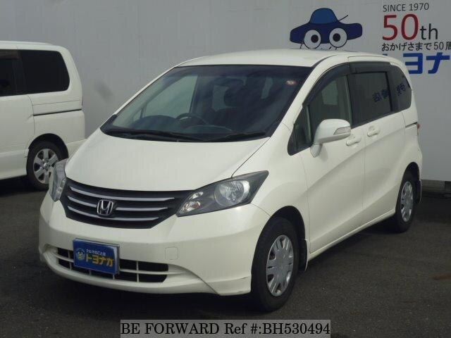 Used 2011 HONDA FREED BH530494 for Sale