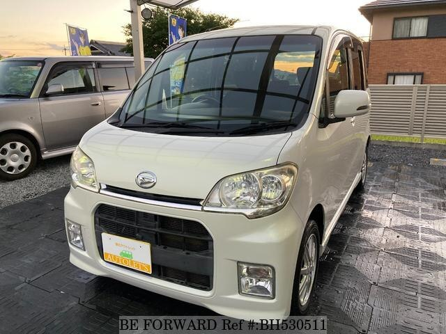 Used 2010 DAIHATSU TANTO EXE BH530511 for Sale