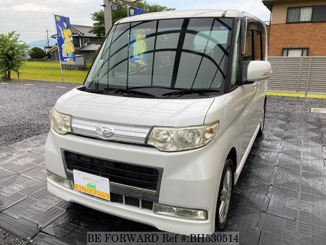 Used 2009 DAIHATSU TANTO BH530514 for Sale