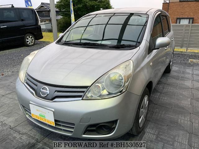 Used 2011 NISSAN NOTE BH530527 for Sale