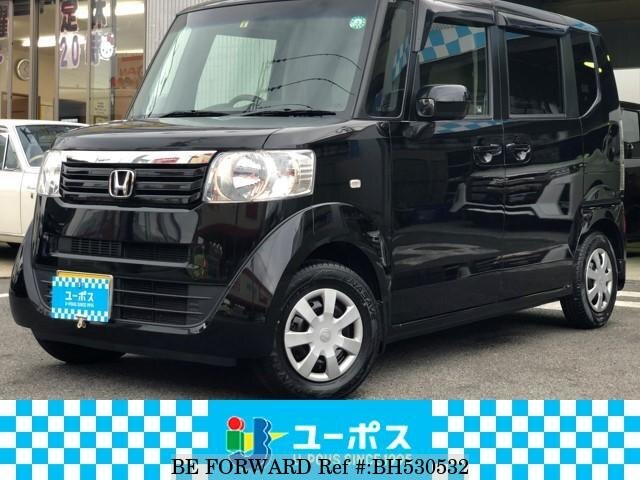 Used 2012 HONDA N BOX BH530532 for Sale