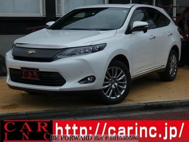 Used 2014 TOYOTA HARRIER BH530586 for Sale