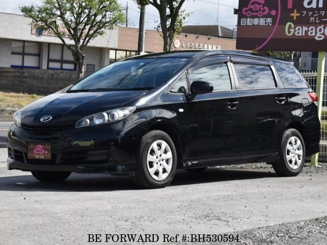 Used 2010 TOYOTA WISH BH530594 for Sale