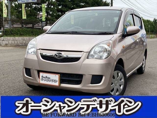 Used 2010 DAIHATSU MIRA BH530606 for Sale