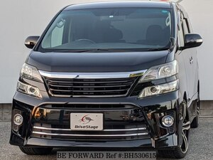 Used 2012 TOYOTA VELLFIRE BH530615 for Sale