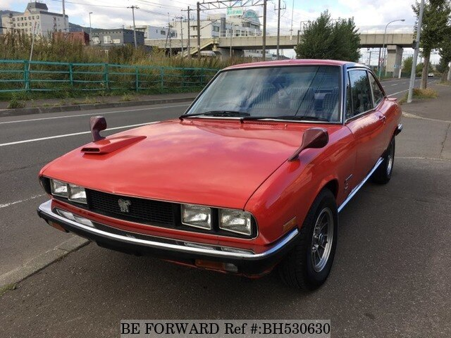 Used 1978 ISUZU 117 COUPE BH530630 for Sale
