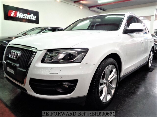 Used 2011 AUDI Q5 BH530651 for Sale