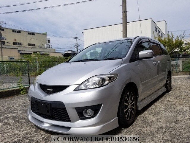 Used 2008 MAZDA PREMACY BH530656 for Sale