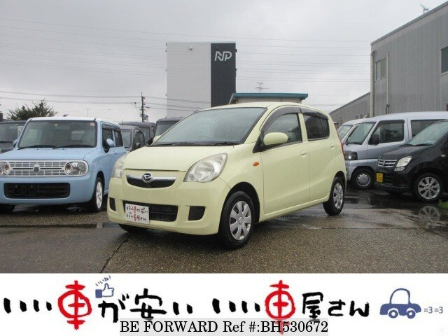 Used 2008 DAIHATSU MIRA BH530672 for Sale