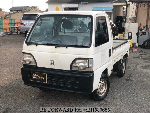 Used 1996 HONDA ACTY TRUCK BH530685 for Sale