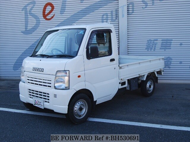 Used 2008 SUZUKI CARRY TRUCK BH530691 for Sale