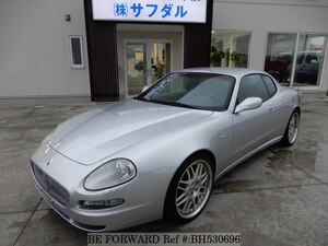 Used 2005 MASERATI COUPE BH530696 for Sale