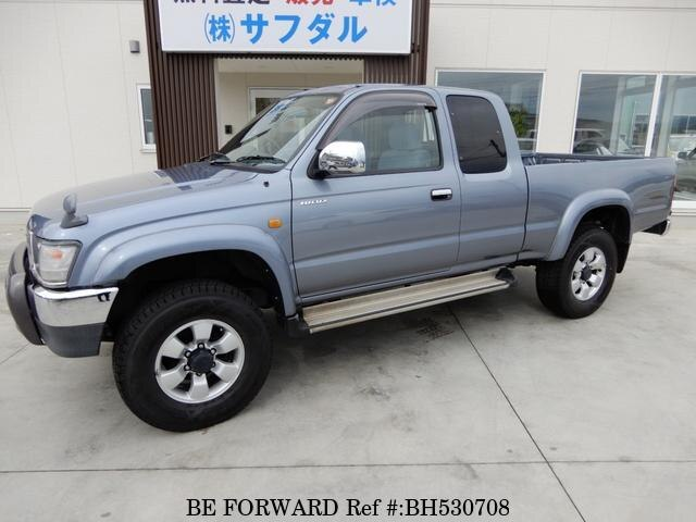 Used 1998 TOYOTA HILUX SPORTS PICKUP BH530708 for Sale