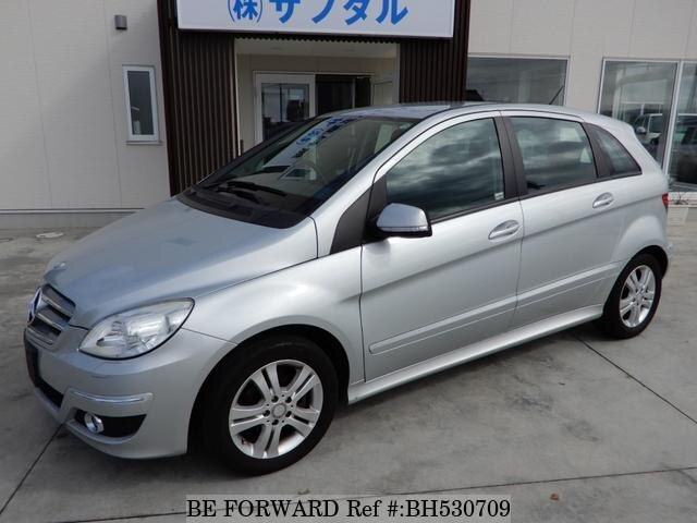 Used 2011 MERCEDES-BENZ B-CLASS BH530709 for Sale