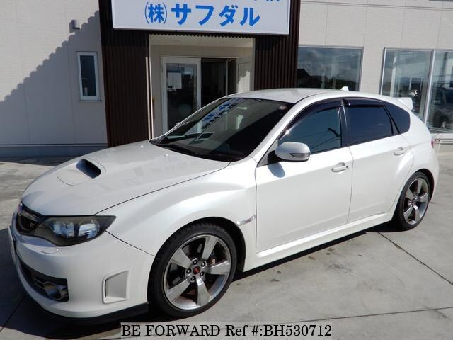 Used 2009 SUBARU IMPREZA BH530712 for Sale
