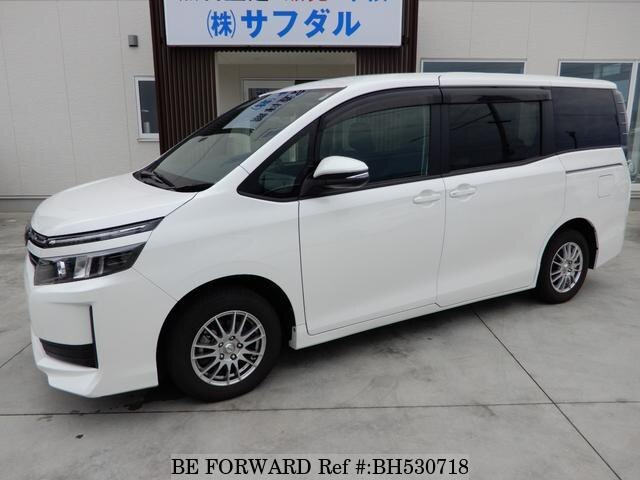 Used 2016 TOYOTA VOXY BH530718 for Sale