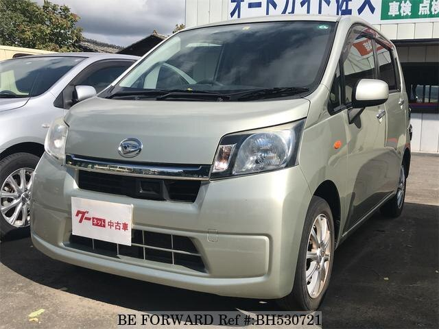 Used 2013 DAIHATSU MOVE BH530721 for Sale