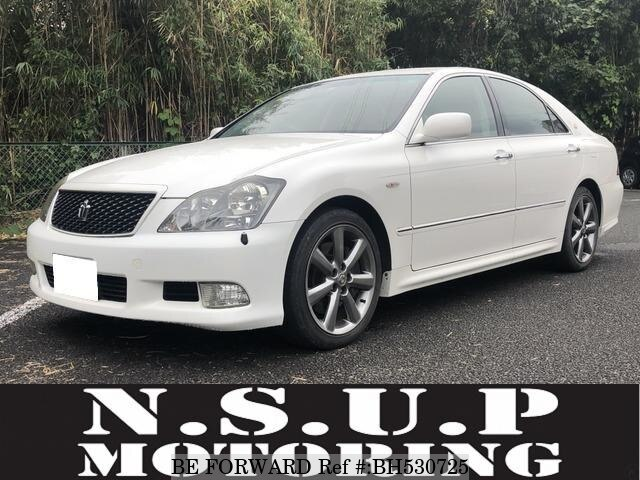 Used 2006 TOYOTA CROWN ATHLETE SERIES BH530725 for Sale