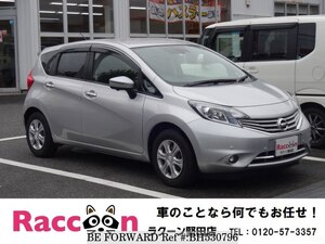 Used 2016 NISSAN NOTE BH530796 for Sale