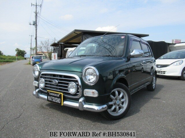 Used 2004 DAIHATSU MIRAGINO BH530841 for Sale