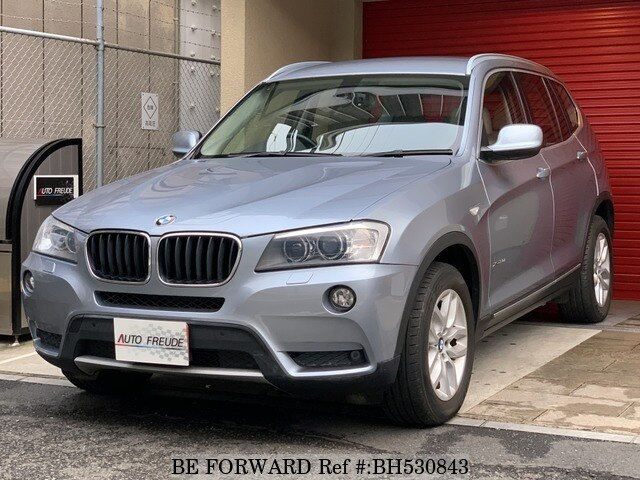 Used 2012 BMW X3 BH530843 for Sale