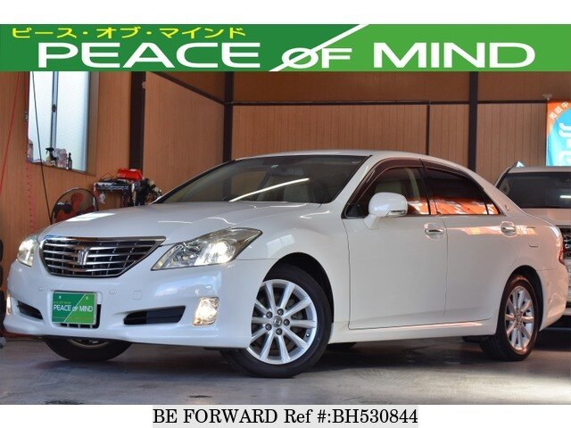 Used 2008 TOYOTA CROWN BH530844 for Sale