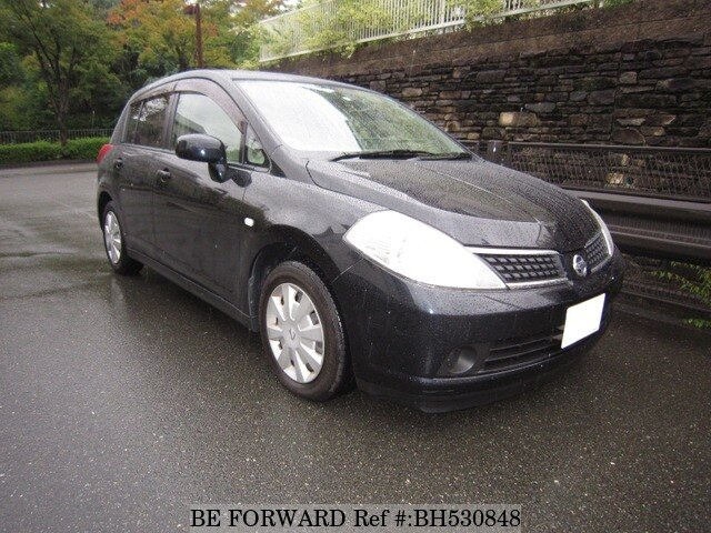 Used 2005 NISSAN TIIDA BH530848 for Sale