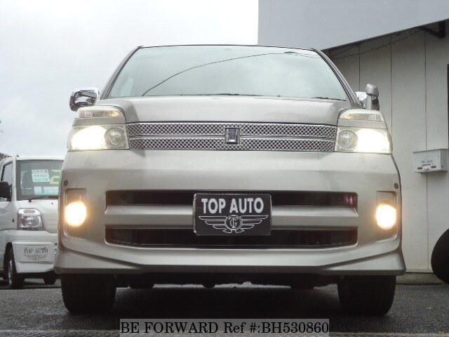 Used 2006 TOYOTA VOXY BH530860 for Sale