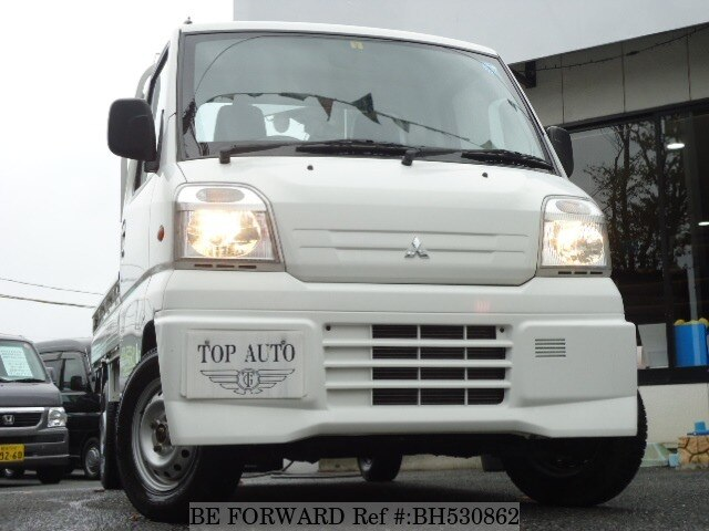 Used 2000 MITSUBISHI MINICAB TRUCK BH530862 for Sale