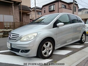 Used 2008 MERCEDES-BENZ B-CLASS BH530899 for Sale