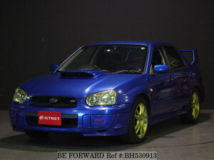 Used 2003 SUBARU IMPREZA WRX BH530913 for Sale