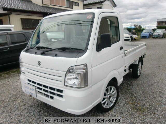 Used 2015 SUZUKI CARRY TRUCK BH530920 for Sale