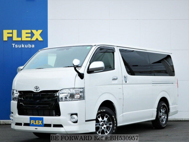 Used 2019 TOYOTA HIACE VAN BH530957 for Sale