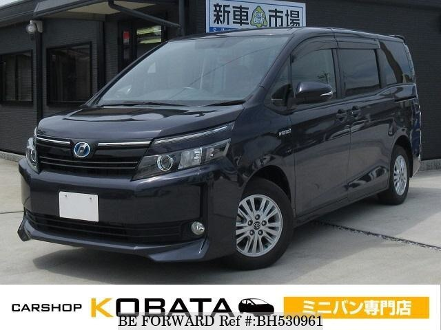 Used 2014 TOYOTA VOXY BH530961 for Sale