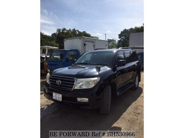 Used 2007 TOYOTA LAND CRUISER BH530966 for Sale