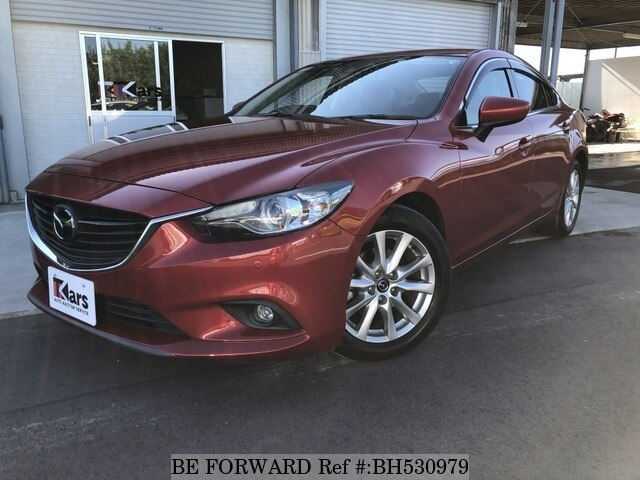 Used 2014 MAZDA ATENZA BH530979 for Sale