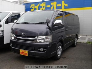 Used 2008 TOYOTA HIACE VAN BH530991 for Sale