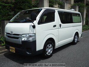 Used 2016 TOYOTA HIACE VAN BH530994 for Sale