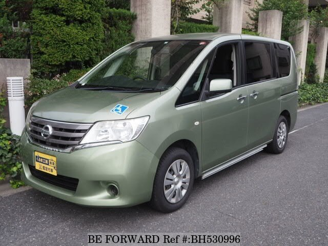 Used 2011 NISSAN SERENA BH530996 for Sale