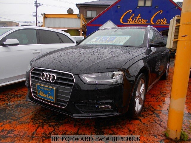 Used 2014 AUDI A4 BH530998 for Sale