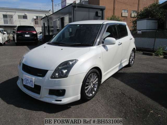 Used 2007 SUZUKI SWIFT BH531008 for Sale