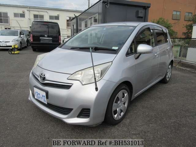 Used 2011 TOYOTA RACTIS BH531013 for Sale
