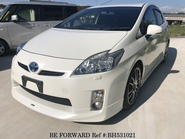 Used 2010 TOYOTA PRIUS BH531021 for Sale